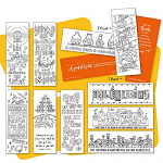 IMAGES OF JOY BOOKMARKS PACK OF 10