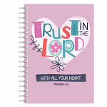 TRUST IN THE LORD A5 NOTEBOOK