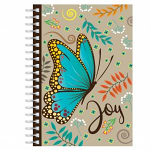 BUTTERFLY JOY A5 NOTEBOOK