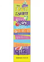 10 FRUIT/SPIRIT BOOKMARKS