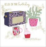 BIRTHDAY FEM CARD