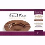 BREAD PLATE BRONZE