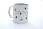 BEES BE KIND AND COMPASSIONATE MUG