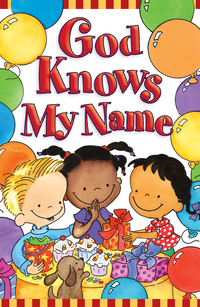 GOD KNOWS MY NAME TRACT PACK OF 25
