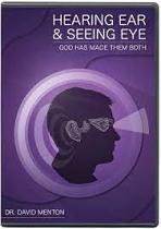 HEARING EAR & SEEING EYE DVD