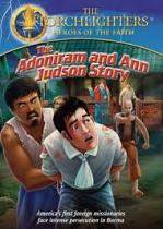 THE ADONIRAM AND ANN JUDSON STORY DVD