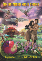 THE CREATION ANIMATED BIBLE SERIES DVD