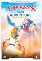 SUPERBOOK A GIANT ADVENTURE DVD