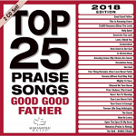 TOP 25 PRAISE SONGS GOOD GOOD FATHER CD