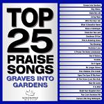 TOP 25 PRAISE SONGS GRAVES INTO GARDENS 2CD