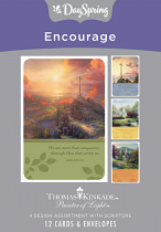 ENCOURAGE THOMAS KINKADE BOX