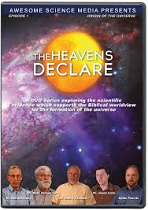 THE HEAVENS DECLARE DVD