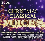 CHRISTMAS CLASSICAL VOICES CD