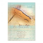 FOOTPRINTS JOURNAL GOD IS WITH YOU