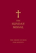 THE SUNDAY MISSAL RED