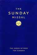 THE SUNDAY MISSAL BLUE