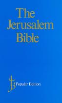JERUSALEM BIBLE POPULAR EDITION