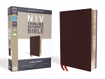NIV THINLINE REFERENCE LARGE PRINT BIBLE