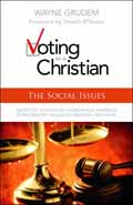SOCIAL ISSUES: VOTING AS A CHRISTIAN
