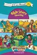 BIBLE STORY FAVOURITES HB I CAN READ : 5 STORIES & CD