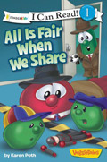 ALL IS FAIR WHEN WE SHARE