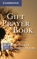 BOOK OF COMMON PRAYER GIFT EDITION