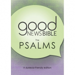 GNB DYSLEXIA FRIENDLY PSALMS