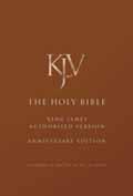 KJV BIBLE 400TH ANNIVERSARY EDITION HB