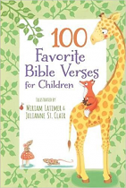 100 FAVOURITE BIBLE VERSES FOR CHILDREN HB