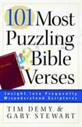 101 MOST PUZZLING BIBLE VERSES