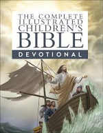 COMPLETE ILLUS CHILDRENS BIBLE DEVO
