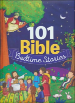 101 BIBLE BEDTIME STORIES-HB