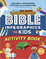 BIBLE INFOGRAPHICS FOR KIDS ACTIVITY