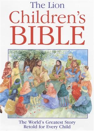 LION CHILDRENS BIBLE HB
