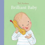 BRILLIANT BABY BOARD BOOK