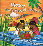 MOSES GODS SPECIAL LEADER HB