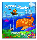 GREAT STORIES FROM THE OLD TESTAMENT HB