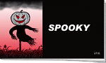 SPOOKY TRACT PACK OF 25