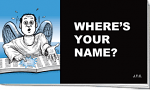 WHERES YOUR NAME TRACT PACK OF 25