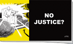 NO JUSTICE TRACT PACK OF 25