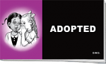 ADOPTED TRACT PACK OF 25