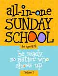 ALL IN ONE SUNDAY SCHOOL VOLUME 1 FALL