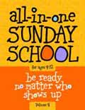 ALL IN ONE SUNDAY SCHOOL VOLUME 4 SUMMER