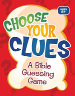 CHOOSE YOUR CLUES GAME