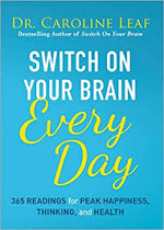 SWITCH ON YOUR BRAIN EVERYDAY HB