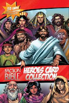 ACTION BIBLE HEROES CARD COLLECTION