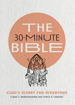 THE 30 MINUTE BIBLE
