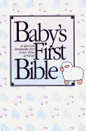 KJV BABY'S FIRST BIBLE