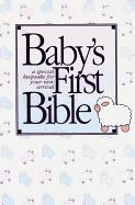 KJV BABY'S FIRST BIBLE