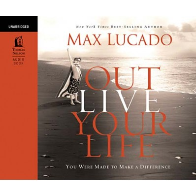 OUT LIVE YOUR LIFE AUDIO CD